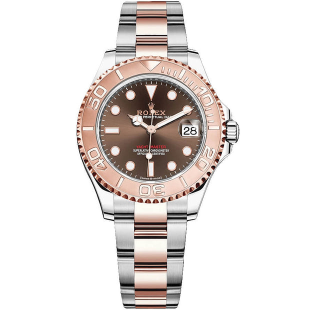 Rolex Yacht-Master 37mm 268621 Brown Dial