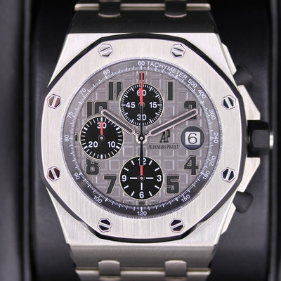 Audemars Piguet Royal Oak Offshore Chronograph 42mm 26170TI Grey Dial Pre-Owned