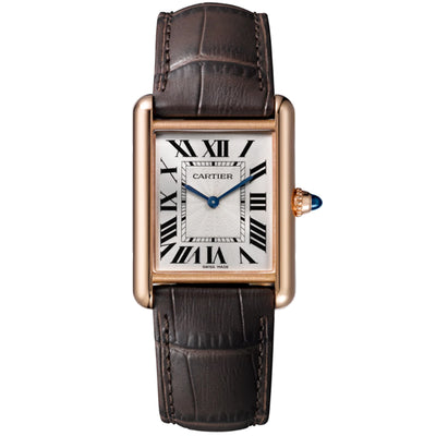 Cartier Tank Louis 33mm WGTA0011 Silver Dial