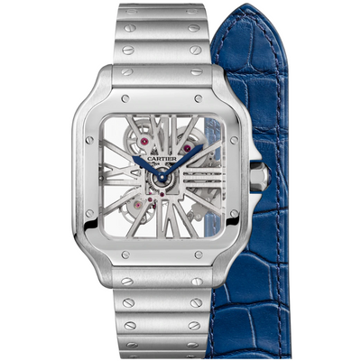 Cartier Tank MC 44mm WHSA0007 Overworked Dial