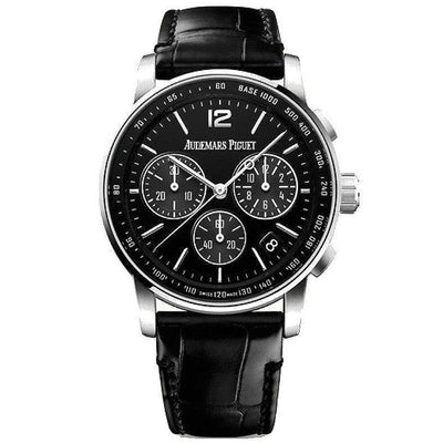 Audemars Piguet Code 11.59 Chronograph 41mm 26393BC Black Dial-First Class Timepieces