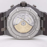 "Audemars Piguet ""Ghost"" Royal Oak Offshore Chronograph 42mm 26470IO Slate Grey Dial-First Class Timepieces"