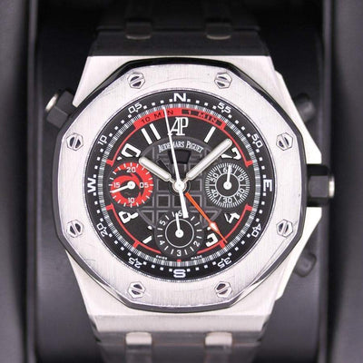 "Audemars Piguet Limited Edition ""Alinghi Polaris"" Royal Oak Offshore Chronograph Pre-Owned-First Class Timepieces"