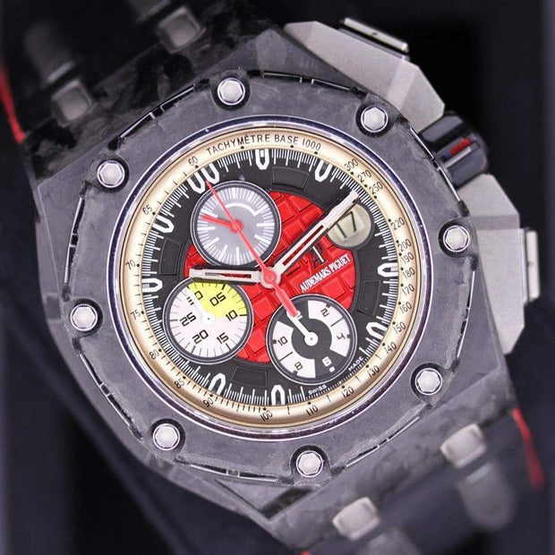 "Audemars Piguet Limited Edition ""Grand Prix"" Royal Oak Offshore Chronograph Pre-Owned-First Class Timepieces"