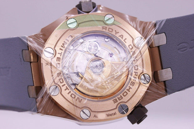 Audemars Piguet Limited Edition Japan Royal Oak Offshore Diver-First Class Timepieces
