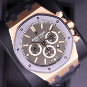 "Audemars Piguet Limited Edition ""Leo Messi"" Royal Oak Chronograph Pre-Owned-First Class Timepieces"