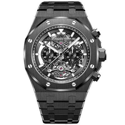 Audemars Piguet Limited Edition Royal Oak Offshore Chronograph 44mm 26343CE Overworked Dial-First Class Timepieces