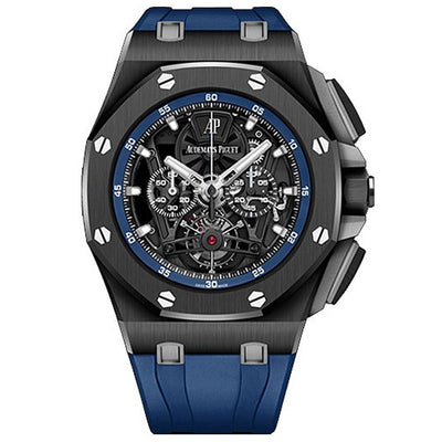 Audemars Piguet Limited Edition Royal Oak Offshore Tourbillon 26407CE Overworked Dial-First Class Timepieces
