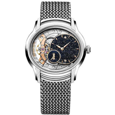 Audemars Piguet Millenary Frosted 39mm 77244BC Blue Aventurine Dial-First Class Timepieces