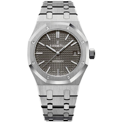 Audemars Piguet Royal Oak 37mm 15450ST Grey Dial - First Class Timepieces