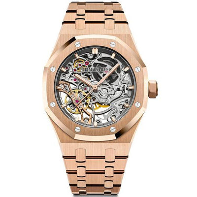 Audemars Piguet Royal Oak 37mm 15467OR Overworked Dial-First Class Timepieces
