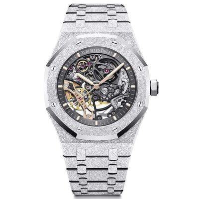 Audemars Piguet Royal Oak 41mm 15407BC Overworked Dial-First Class Timepieces