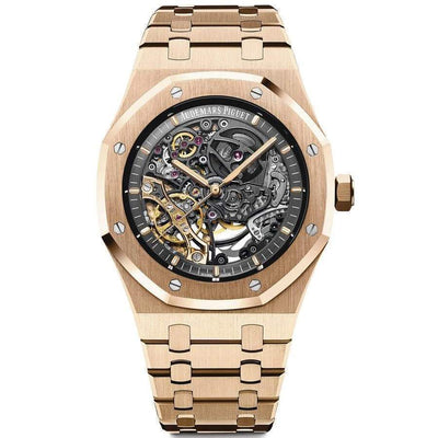 Audemars Piguet Royal Oak 41mm 15407OR Overworked Dial-First Class Timepieces