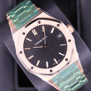 Audemars Piguet Royal Oak 41mm 15500OR Black Dial-First Class Timepieces
