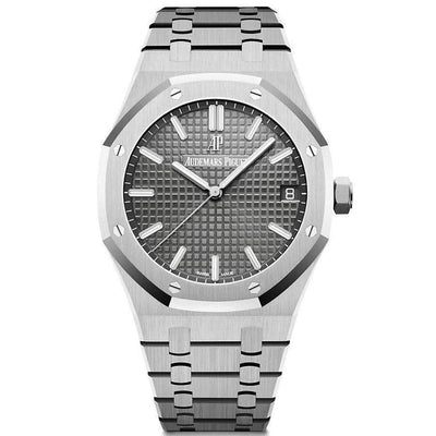 Audemars Piguet Royal Oak 41mm 15500ST Grey Dial-First Class Timepieces