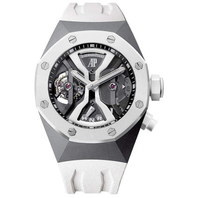 Audemars Piguet Royal Oak Concept GMT Tourbillion 44mm 26580IO Overworked - First Class Timepieces
