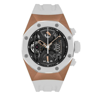 Audemars Piguet Royal Oak Concept Tourbillion Chronograph 44mm 26223RO Overworked Dial - First Class Timepieces