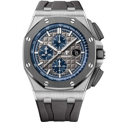 Audemars Piguet Royal Oak Offshore Chronograph 44mm 26400IO Slate Grey Dial-First Class Timepieces