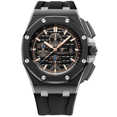 Audemars Piguet Royal Oak Offshore Chronograph 44mm 26405CE Black Dial-First Class Timepieces