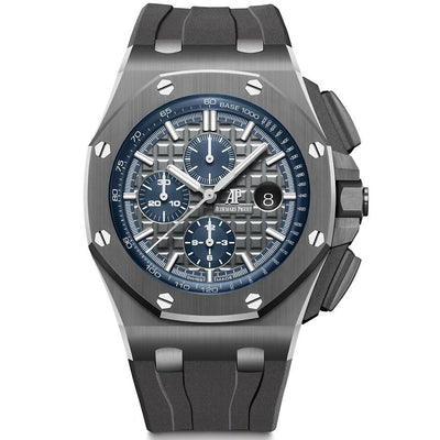 Audemars Piguet Royal Oak Offshore Chronograph 44mm 26405CG Slate Grey Dial-First Class Timepieces