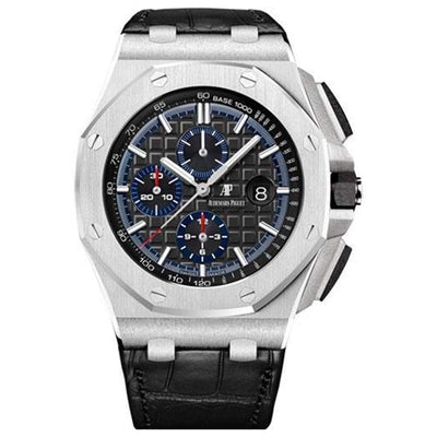 Audemars Piguet Royal Oak Offshore Chronograph 44mm 26412PO Black dial-First Class Timepieces