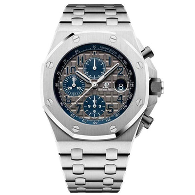 Audemars Piguet Royal Oak Offshore Chronograph QEII 2018 Cup-First Class Timepieces