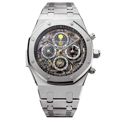 Audemars Piguet Royal Oak Openworked Grande Complications 44mm 26348IO Overworked - First Class Timepieces