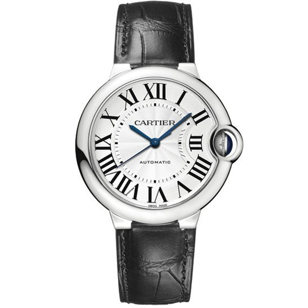 Cartier Ballon Bleu De Cartier 33mm WSBB0028 Silvered Dial