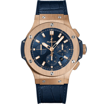 Hublot Big Bang 44mm 301.PX.7180.LR Blue Dial