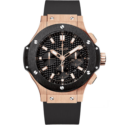Hublot Big Bang 44mm 301.PM.1780.RX Carbon Black Dial