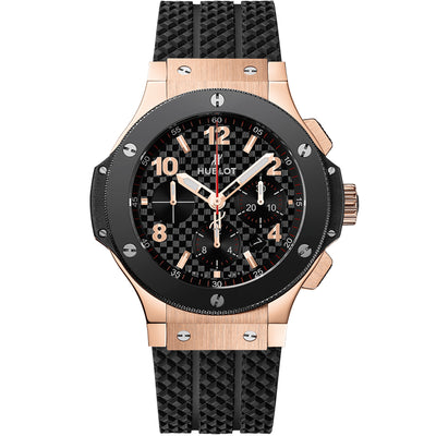 Hublot Big Bang 44mm 301.PB.131.RX Carbon Black Dial