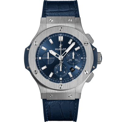 Hublot Big Bang 44mm 301.SX.7170.LR Blue Dial