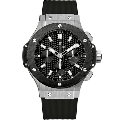 Hublot Big Bang 44mm 301.SM.1770.RX Carbon Black Dial