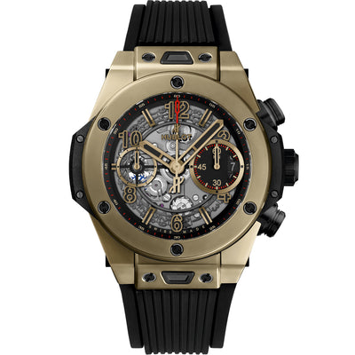 Hublot Limited Edition Big Bang Unico Chronograph 42mm 441.MX.1138.RX Overworked Dial