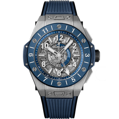 Hublot Big Bang Unico GMT 45mm 471.NL.7112.RX Overworked Dial