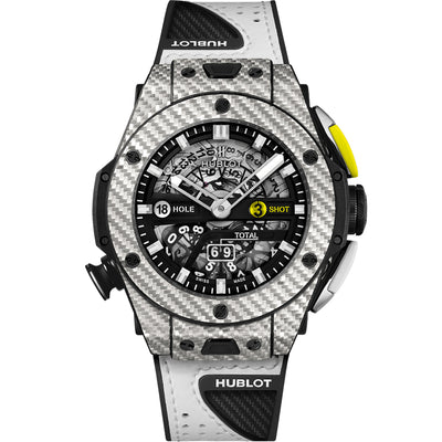 Hublot Big Bang Unico Golf 45mm 416.YS.1120.VR Overworked Dial