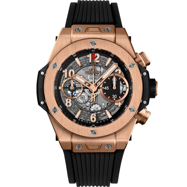 Hublot Big Bang Unico Chronograph 42mm 441.OX.1180.RX Overworked Dial
