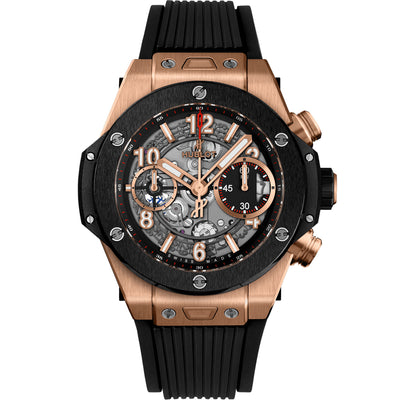 Hublot Big Bang Unico Chronograph 42mm 441.OM.1180.RX Overworked Dial