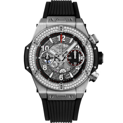 Hublot Big Bang Unico Chronograph 42mm 441.NX.1170.RX.1104 Overworked Dial