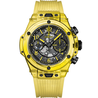 Hublot Limited Edition Big Bang Unico Chronograph 42mm 441.JY.4909.RT Overworked Dial