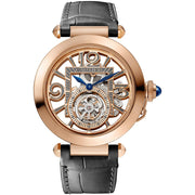 Cartier Pasha De Cartier 41mm WHPA0006 Overworked Dial
