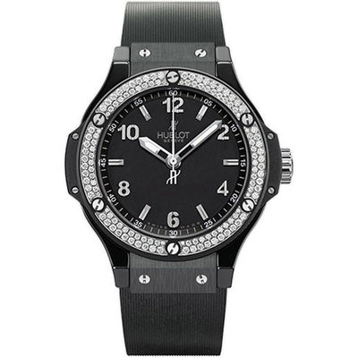 Hublot Big Bang 38mm Black Magic 361.CV.1270.RX.1104 Black Dial-First Class Timepieces