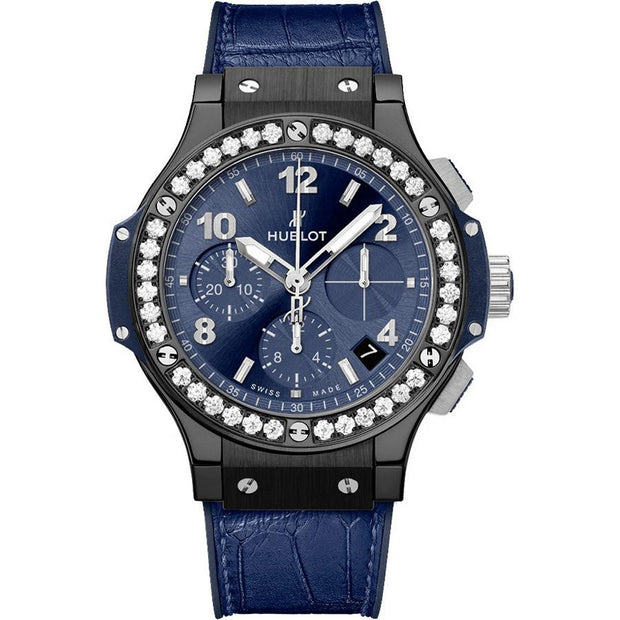 Hublot Big Bang 41mm 341.CM.7170.LR.1204 Blue Dial-First Class Timepieces