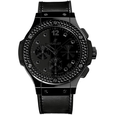 Hublot Big Bang 41mm 341.CX.1210.VR.1100 Black Dial-First Class Timepieces