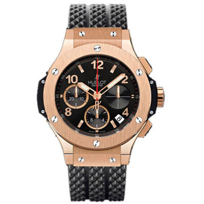 Hublot Big Bang 41mm 341.PX.130.RX Black Dial-First Class Timepieces