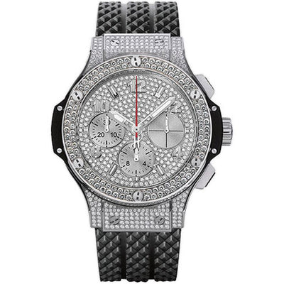 Hublot Big Bang 41mm 341.SX.9010.RX.1704 Diamond Dial-First Class Timepieces