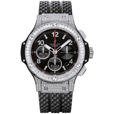 Hublot Big Bang 41mm 342.SX.130.RX.094 Black Dial-First Class Timepieces