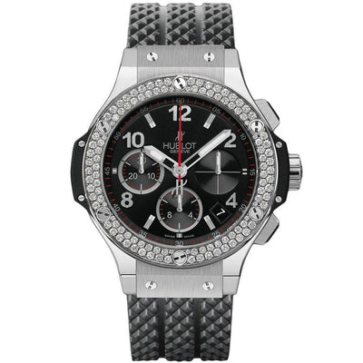 Hublot Big Bang 41mm 342.SX.130.RX.114 Black Dial-First Class Timepieces