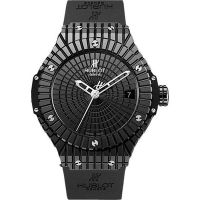 Hublot Big Bang 41mm 346.CX.1800.RX Black Dial-First Class Timepieces