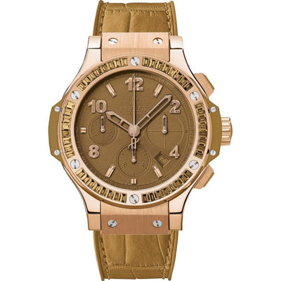 Hublot Big Bang Tutti Fruitti 41mm 341.PA.5390.LR.1918 Brown Dial-First Class Timepieces